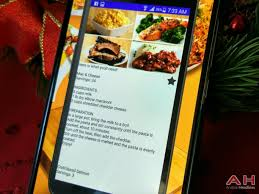 application android cuisine tasty app offers various cooking recipes and