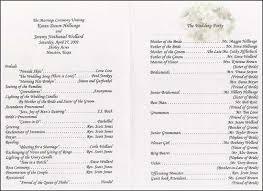 order wedding ceremony program emejing outline of wedding ceremony pictures styles ideas 2018