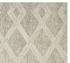 What Is A Tufted Rug Chase Tufted Rug Natural Pottery Barn
