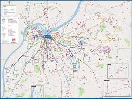 Louisville Map Transit Authority Of River City Tarc Maplets