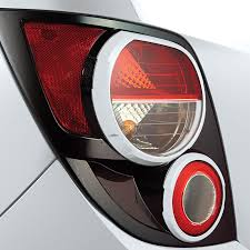 2015 Sonic Tail Light Trim Ring White Tail Light And Chevrolet