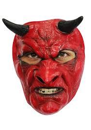 evil devil mask