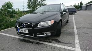 volvo v70 2 5t kinetic business aut station wagon 2010 used