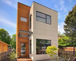 houses for narrow lots narrow modern home plans modern house