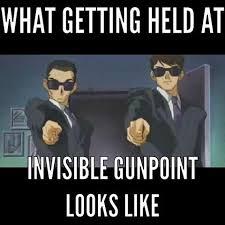 Dub Meme - pgates tumblr a meme i did to poke fun at the invisible gun gag
