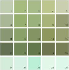 shades of green paint prepossessing 10 shades of green paint design ideas of 9 fabulous
