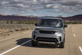 range rover silver 2017 first drive 2017 land rover discovery men u0027s journal