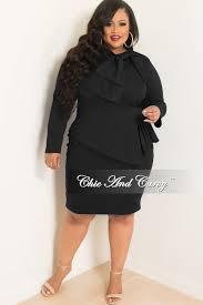 peplum dress sale plus size bodycon peplum dress with neck tie and back