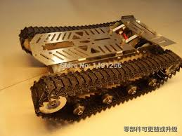 diy engineering projects 2wd metal obstacle surmounting tank car chassis competition