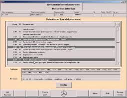 mercedes benz service and repair manual software youtube