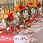 dollar tree wedding wedding ideas crafts the dollar tree blog