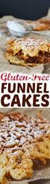 gluten free funnel cake recipe the soccer mom blog