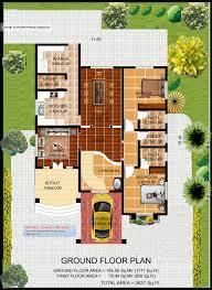 kerala villa plan and elevation 2627 sq feet home appliance