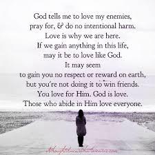 words of jesus god u003dlove