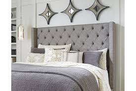 Quilted Headboard Bed Sorinella Upholstered Headboard Furniture Homestore