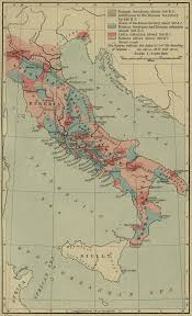 Map If Italy by Map Of Italy 500 100 Bc