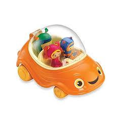 amazon fisher price team umizoomi umirrific umi car toys u0026 games