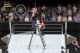 wwe 2k17 review ign wwe 2k17 gameplay videos ladder match backstage brawl footage