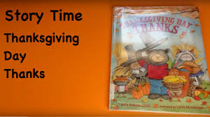 story time thanksgiving day thanks