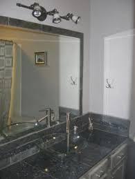 White Cabinets Blue Counter Kitchen Tile Backsplash For Blue - Blue pearl granite backsplash ideas