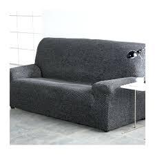 housse de canape pas cher gris housse canape 3 places avec accoudoir