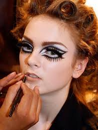 how to be a makeup artist 10 best catwalk images on make up catwalk and