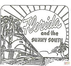 florida coloring pages omeletta me