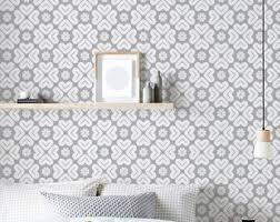 best repositionable wallpaper modern wallpaper etsy