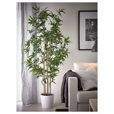 fejka artificial potted plant bamboo 21 cm