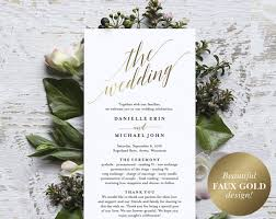 print your own wedding programs paper goods stationery templates wedding stories siouxland