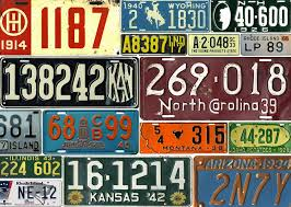 Il Vanity Plates License Plate Design When Did U S License Plates Get So Ugly