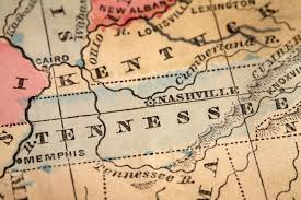 Tennessee On A Map by Tennessee Chiropractic Association Tca Member Benefits