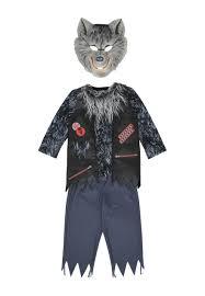 Werewolf Costume Boys Childrens Werewolf Costume Peacocks