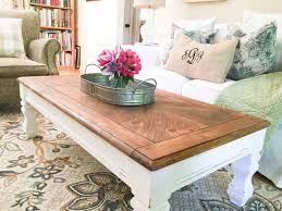 farmhouse coffee and end tables 25 best diy farmhouse coffee table ideas and designs for 2018