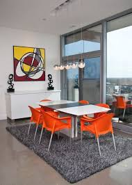 orange dining room other orange and grey dining room orange and grey living room design