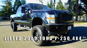 2009 ford f250 lifted lifted 2009 ford f 250 4x4