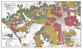 Los Angeles Rent Control Map by Newly Released Maps Show How Housing Discrimination Happened