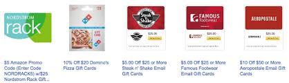 discount e gift cards gift card deals save 20 footwear nordstrom rack steak