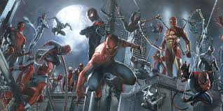 spider man spider man den of geek