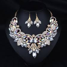 big fashion statement necklace images 2017 fashion statement big necklace luxury crystal choker jpg