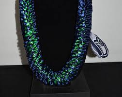 seahawk ribbon seahawk colors etsy