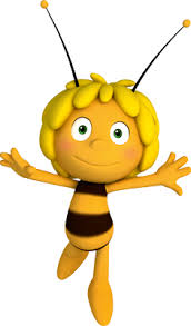 fly maya maya bee sprout
