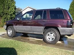purple jeep cherokee 1997 jeep grand cherokee laredo 2 500 possible trade 100334662
