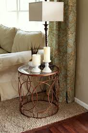 rooms to go accent tables found a very similar accent table at marshalls the other day but in