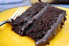 moist chocolate cake good for sharing