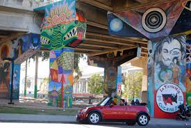 san diego long weekend turo travelogues medium the park is located in barrio logan and is home to the country s largest collection of outdoor murals we spent the afternoon exploring the neighborhood