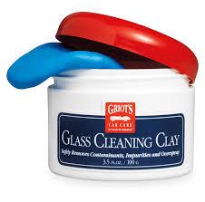 amazon com griot u0027s garage 11049 glass cleaning clay 3 5oz automotive