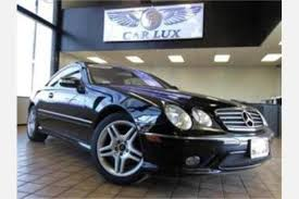 mercedes burbank used mercedes cl class for sale in burbank ca edmunds