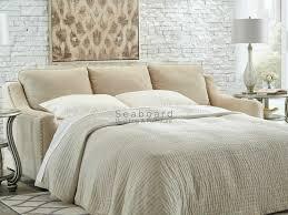 Linen Sleeper Sofa 816 Mauricio Linen Sleeper Sofa In Myrtle