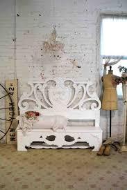 stylish french shabby chic shower curtain 1600x1010